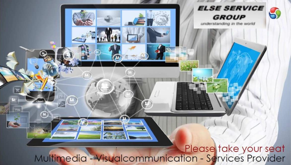 ELSE SERVICES GROUP   ROME Online Events - CIIR Centro Internazionale Interpretariato Remoto - RSI Servizi Interpretariato LIVE/ON-LINE - Webinar - Videoconferenze – Streaming Servizi Tecnici Webcast Noleggio Impianti