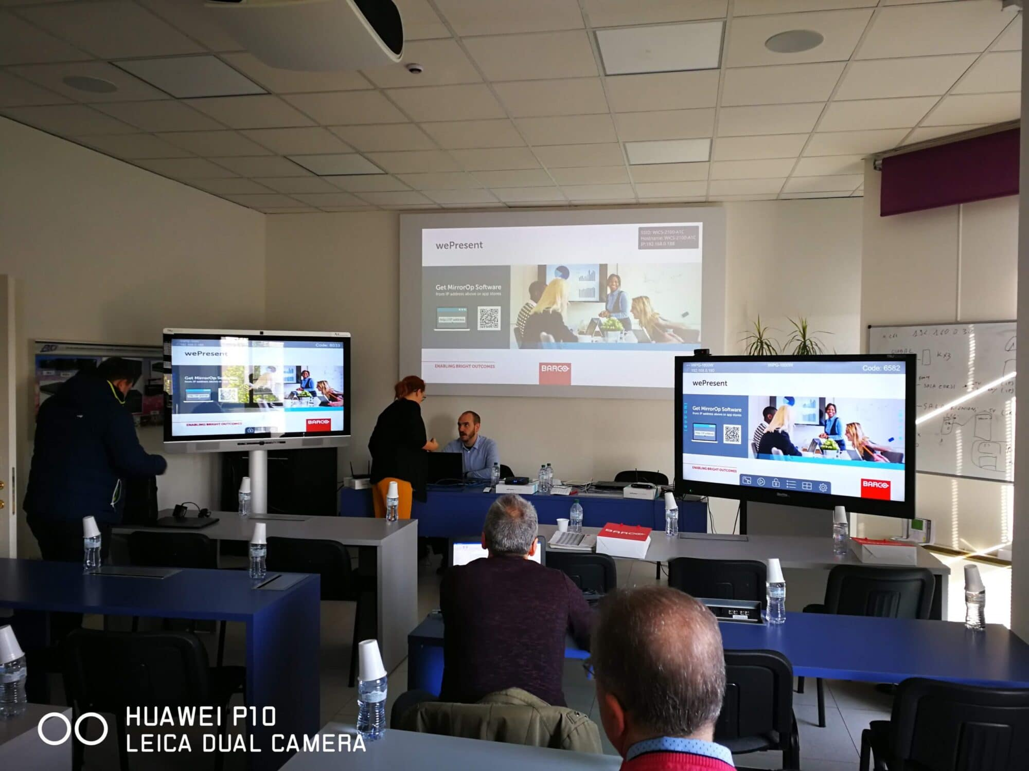 ELSE SERVICES GROUP - CIIR – RSI remote simultaneous interpretation